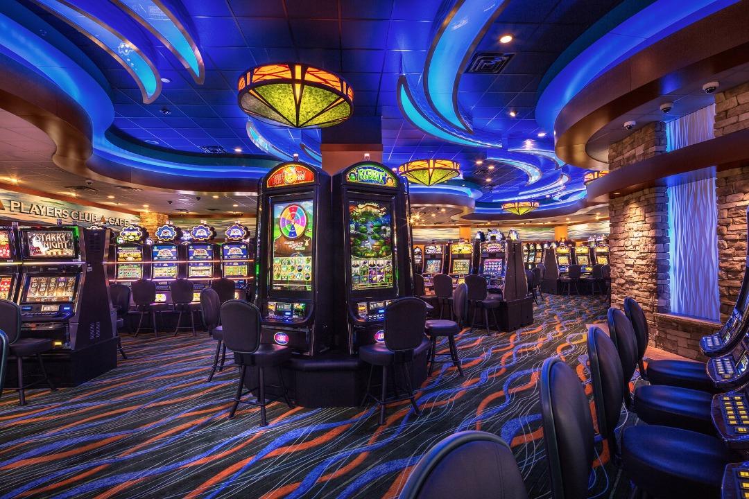 Biomist in Casino